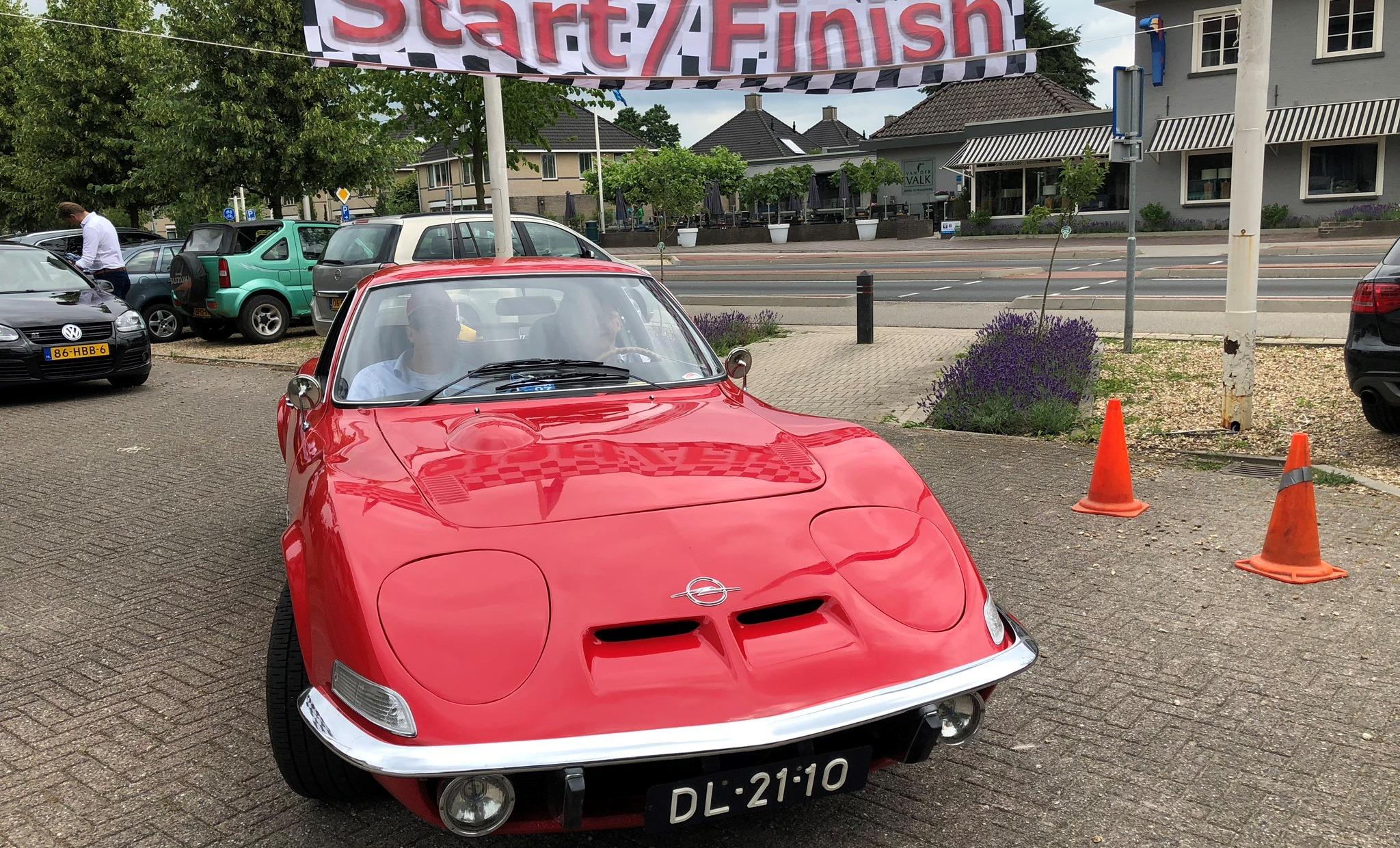 Jaarlijkse Auto Rally