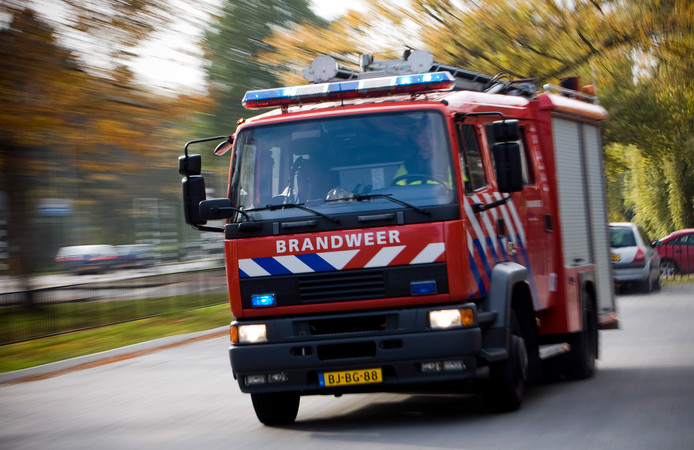 Rondleiding Brandweer Nijmegen